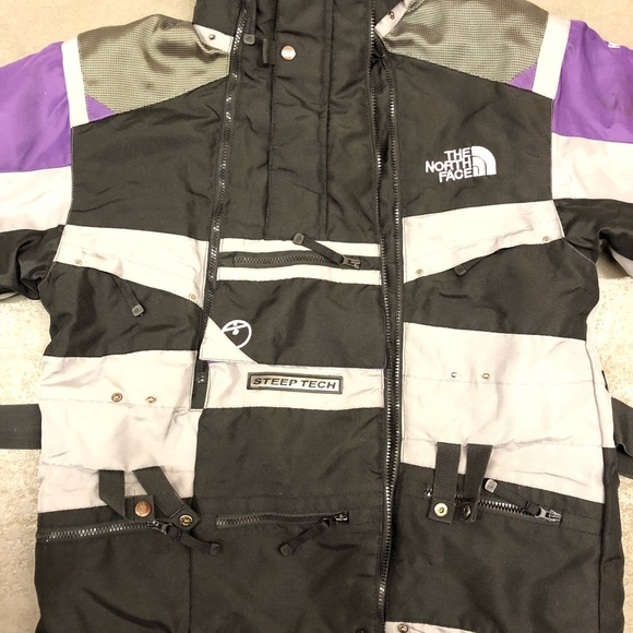 8ea01f2f2 NORTH FACE SCOT SCHMIDT STEEP TECH EXCELLENT WARM